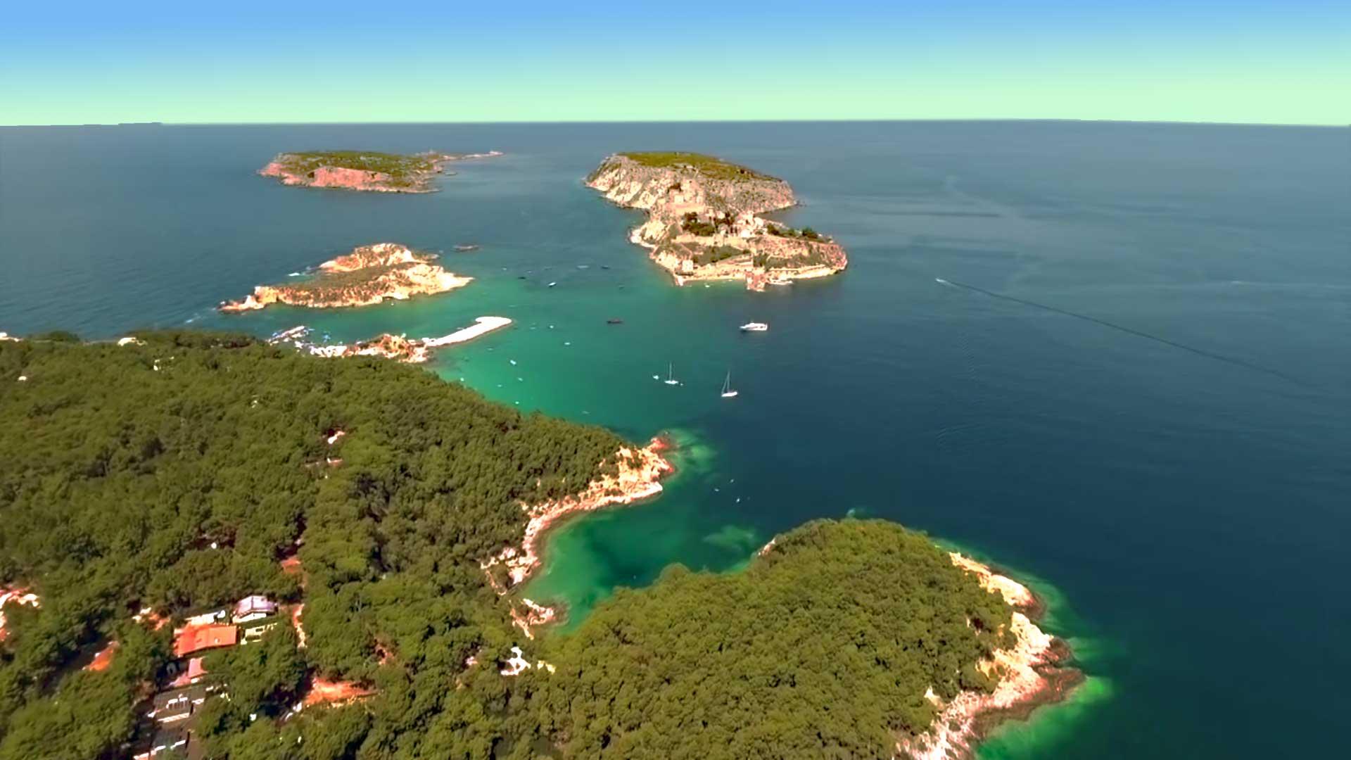 Elicottero Foggia Tremiti : Isole tremiti informazioni utili per visitarle e gli